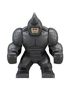Boneco Rino Lego Compatível - Marvel (Big Figure)