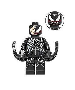 Boneco Venom Lego Compatível - Marvel (Edição Especial)