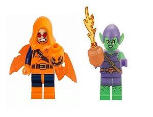Kit Duende Macabro e Duende Verde Lego Compatível - Marvel