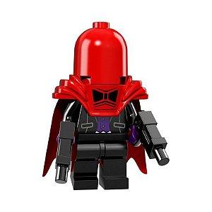 Boneco Capuz Vermelho Lego Compatível - Dc Comics (Edição Especial)