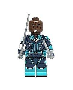 Boneco Korath Lego Compatível - Marvel
