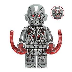 Boneco Ultron Lego Compatível - Marvel