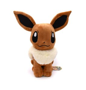 Pelúcia Eevee 15 Cm - Pokémon Center
