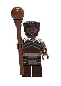 Boneco M'Baku Lego Compatível - Pantera Negra Marvel