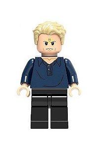 Boneco Visão Humano Lego Compatível - Marvel