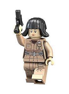 Boneco Rose Tico Star Wars Lego Compatível
