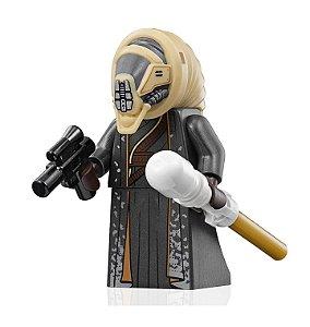 Boneco Moloch Star Wars Lego Compatível