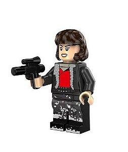 Boneco Qi'ra (Emilia Clarke) Star Wars Lego Compatível