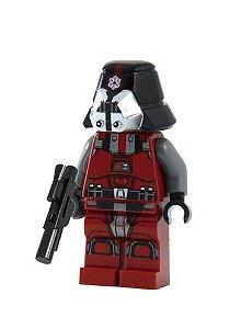 Boneco Sith Trooper Star Wars Lego Compatível (Edição Especial)