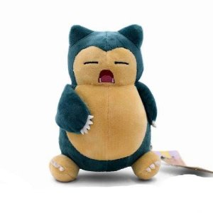 Pelúcia Snorlax 19 Cm - Pokémon Center
