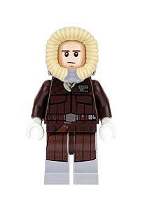 Boneco Han Solo Roupa de Neve Star Wars Lego Compatível (Edição Especial)