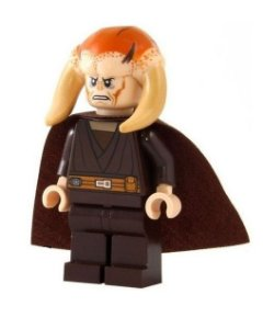 Boneco Saesee Tiin Star Wars Lego Compatível