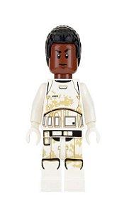 Boneco Finn Trooper Star Wars Lego Compatível (Edição Deluxe)