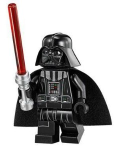 Mini Figura Compatível Lego Darth Vader Star Wars