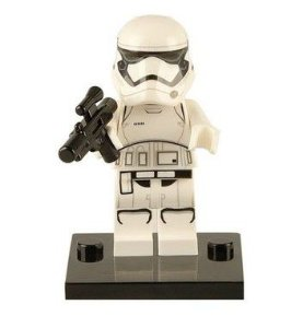 Mini Figura Compatível Lego Stormtrooper Star Wars
