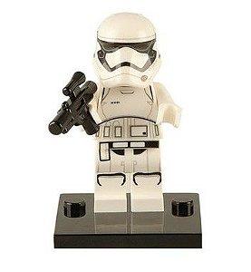 Boneco Stormtrooper Star Wars Lego Compatível