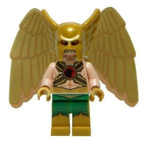 Mini Figura Compatível Lego Gavião Negro DC Comics