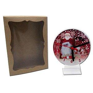 12 - Kit Completo - Relógio CD