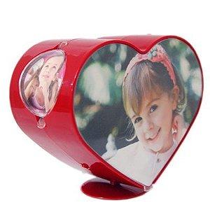 1 - Coração auto gira
