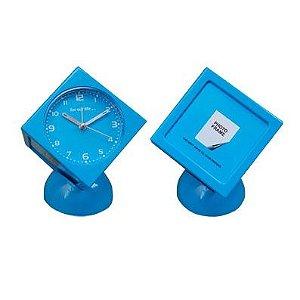 1 Cubo Relógio com caixa