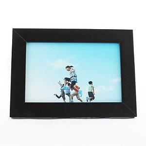 6 Porta Retrato 10x15 cm em madeira