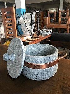 Panela Pedra Sabão P
