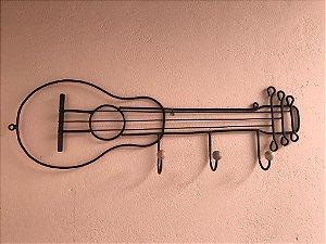 Aplique Violão Trabalhado Decorativo G