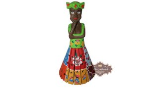 Boneca Arandela - Abajur