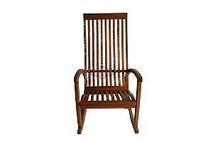 Cadeira de Balanço - Madeira de Demolição