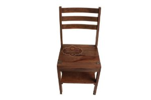 Cadeira Escada - Madeira de Demolição