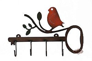 Porta Chaves - Pássaro