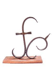 Escultura Fé