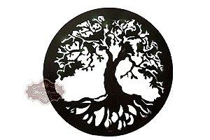Mandala em Ferro 60 cm