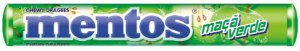 MENTOS STICK  MAÇA VERDE 16g