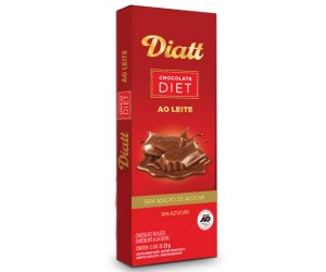 DIATT CHOCOLATE LEITE 25g