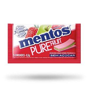 MENTOS CHICLETE PURE 3L FRUIT 8,5g