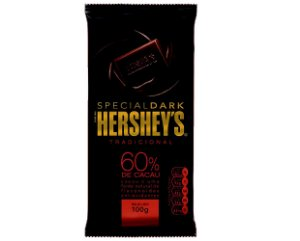 HERSHEY´S TABLETE CHOCOLATE SPECIAL DARK 100g