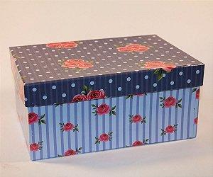 PAPER BOX RETANGULAR RIGIDA ALTA M