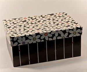PAPER BOX RETANGULAR RIGIDA ALTA P