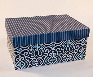PAPER BOX RETANGULAR RIGIDA ALTA PP