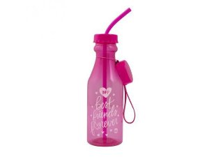 GARRAFA CANUDO BEST FRIENDS FOREVER UATT 500 ml