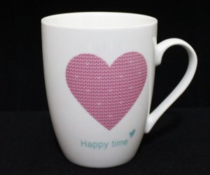 CANECA HAPPY TIME DMBRASIL 360 ml