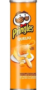 PRINGLES SALG BATATA LT QUEIJO 120g