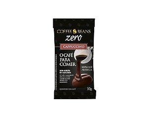 DIATT COFFE BEANS CAPUCCNO ZERO 10g