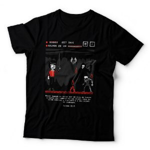 Camiseta Masculina - Salmos 23