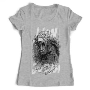 Camiseta Feminina - Lion of Judah