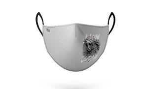 Máscara de Proteção Lion of Judah