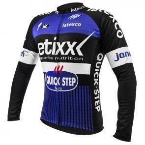 Camisa Ciclista Manga Longa  Etixx