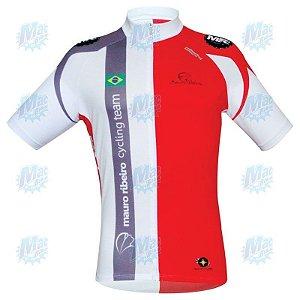 Camisa Cycling Manga Curta Mauro Ribeiro