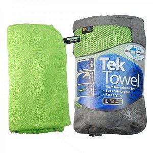 Toalha Super Absorvente Tek Towel Sea To Summit